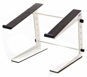 Millenium Laptop Stand White